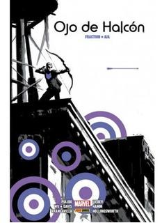 Ojo De Halcon Integral Fraction Y D Aja Marvel Libro 584p