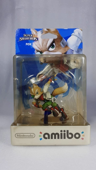 Amiibo Fox Super Smash Bros
