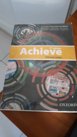 Achieve Volume Único 2nd Edition #