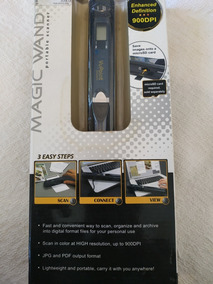 Scanner Portatil Ótimo Custo Beneficio