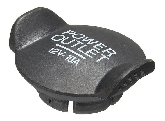 Tampa Plug Similar Ford 12v 10a Painel Focus Fiesta Ranger