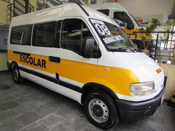 Renault Master Escolar Usada 2008 Á Pronta Entrega