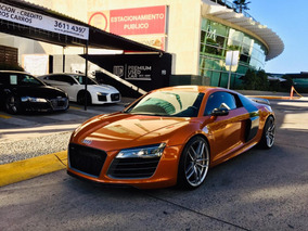 Audi R8 5.2l Coupe V10 T . At