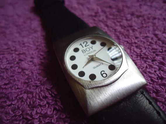 Boy London Reloj Vintage Retro Para Dama