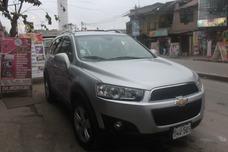 Chevrolet Captiva 4x4 Motor 2.2 Full Equipo Remato!!