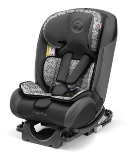 Cadeira para carro Fisher-Price All-Stages Fix Cinza