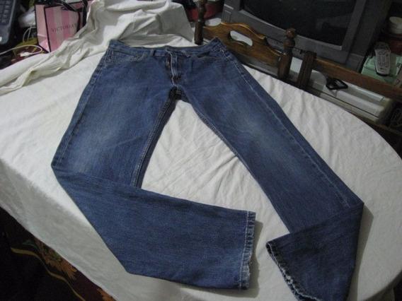 Pantalon Jeans Levi Strauss Talla W32 L34 Modelo 505