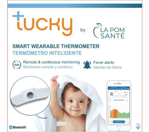 Tucky  Termómetro Inteligente Conectado  Dispositivo Médico