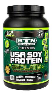 Usa Soy Protein 1 Kg Htn Apta Veganos Y Diabeticos Soja