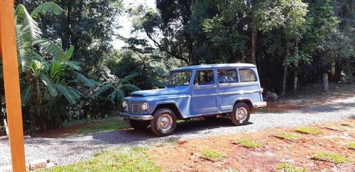 Rural Willys  Perua 4x4