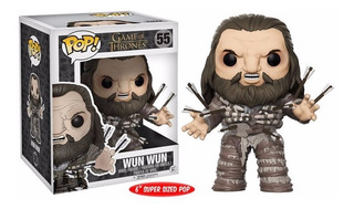 Pop! Tv: Game Of Thrones - 6 Super Sized Wun Wun Funko Got