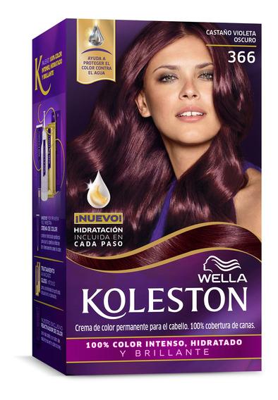 Tintura Wella Koleston Coloración Permanente - Kit