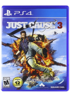 Just Cause 3 Ps4 Original Nuevo Playstation 4