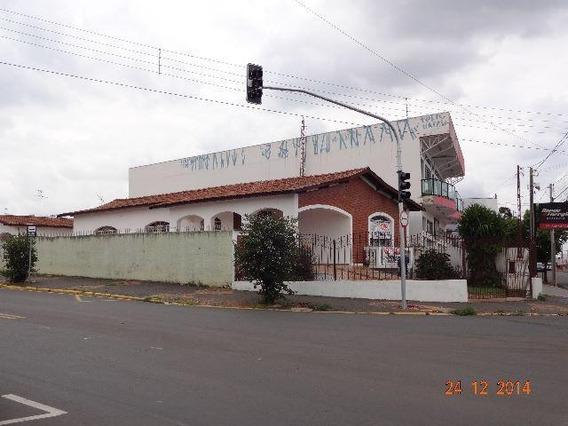 Casa Comercial Para Locação, Jardim Europa, Nova Odessa. - Ca6477