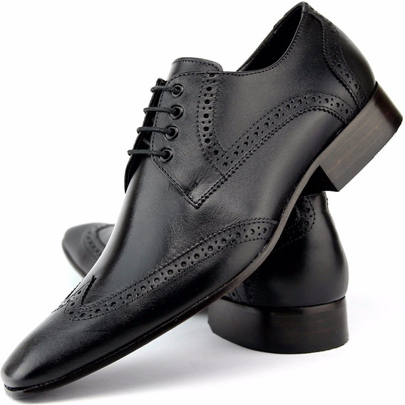 Calçado Masculino Couro Legitimo Bigioni Oxford Exclusivo