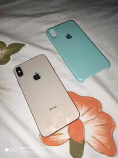 Celular iPhone XS Max 512gb Ouro Rose