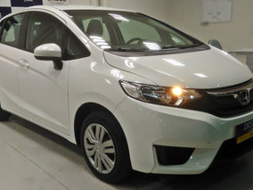Honda Fit Dx 1.5 Cvt 2016 Branco Flex