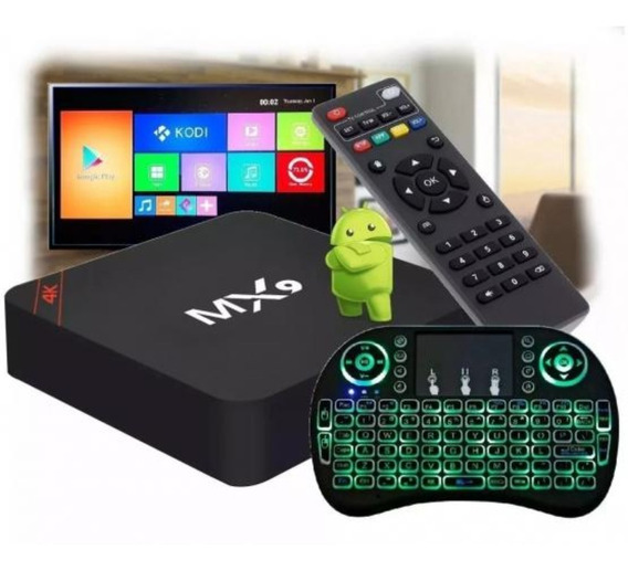 Conversor Smart Tv Com Tecl 2gb Ram 16gb Led Netflix Youtube