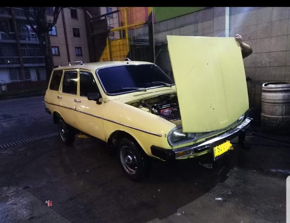 Renault 1981 Break