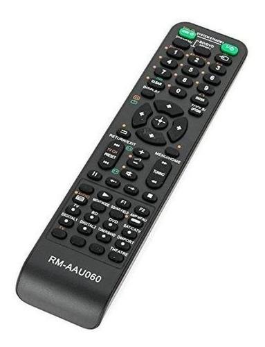 Rm-aau060 Reemplazo De Control Remoto Para Sony Home Theater