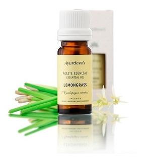 Aceite Esencial De Lemongrass Devas Ayurdevas