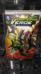 Dc Deluxe: Lanterna Verde - A Guerra Dos Anéis N° 2