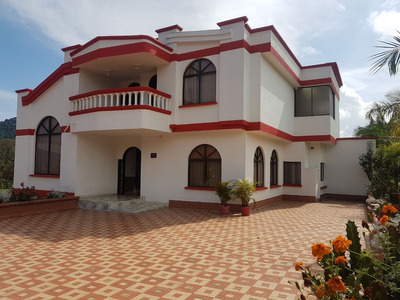 Casa Campestre Amoblada En Venta- Santa Rosa