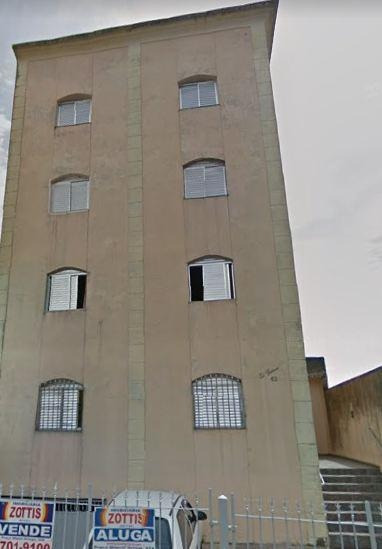 Apartamento À Venda, 60 M² Por R$ 158.270,01 - Jardim Santa Terezinha - Taboão Da Serra/sp - Ap5921