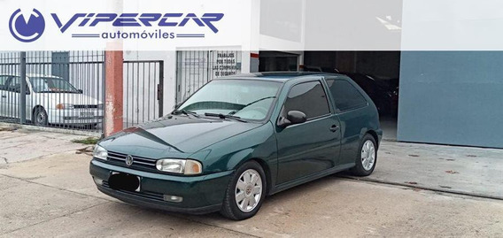 Volkswagen Gol Cl 1998 Impecable!