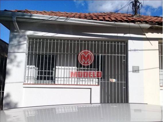 Casa Com 2 Dormitórios Para Alugar, 50 M² Por R$ 700,00/mês - Paulicéia - Piracicaba/sp - Ca0573
