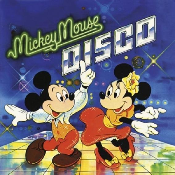 Mickey Mouse Disco Vinilo Lp Nuevo Stock Record Store Day
