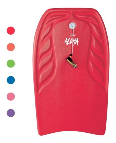 Imagen 1 de 8 de Tabla Barrenador Surf Bodyboard Aloha Mor 1 Metro Reforzada