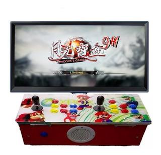 Tablero Jamma Super Gun Pandora 9h 2199 Juegos Arcade Hdmi
