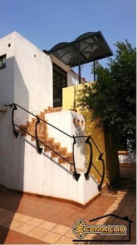 Casa En Venta En Colonia Roma Sur Con 3 Recámaras. Odc-0174
