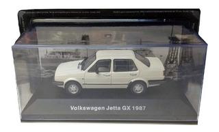 Colección Autos De Volkswagen - N° 8 Jetta (1987)