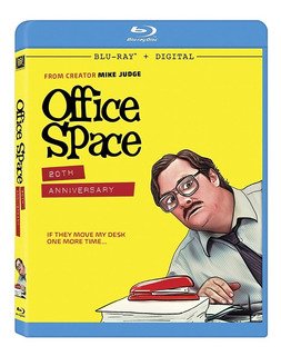 Blu-ray Office Space / Enredos De Oficina