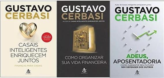Kit 4 Livro Gustavo Cerbasi Paulo Vieira Casais Inteligentes