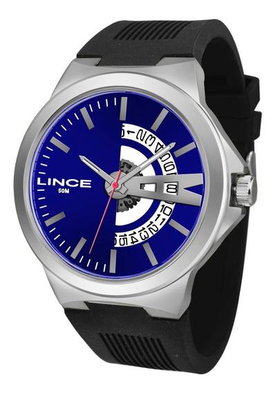 Relógio Lince Analógico - Mrp4577s D1px C/ Nf E Garantia O