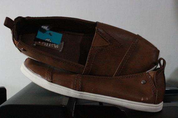 Zapato Tipo Cocuiza 36 Cuero Importado