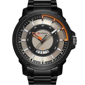 Relógio Curren Masculino Original Garantia Nota 2601