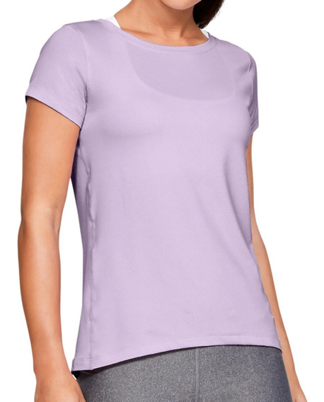 Remera Under Armour Training Ua Armour Mujer Li