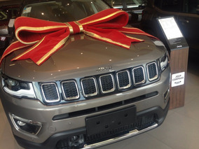 Jeep Compass 2.0 Limited High Tech Flex Aut. 5p