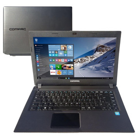 Notebook Compaq Dual Core 2gb 500gb Tela 14