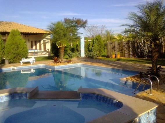 Casa Em Condomínio Com 5 Quartos Para Comprar No Campinho Em Lagoa Santa/mg - 14132