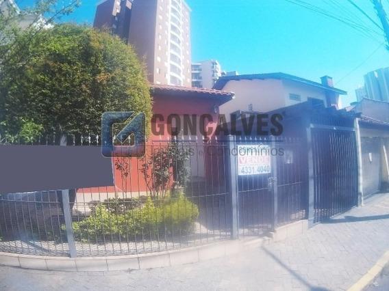 Venda Casa Terrea Sao Bernardo Do Campo Centro Ref: 137102 - 1033-1-137102