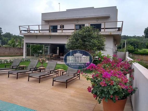 Rancho Paradisíaco Em Condomínio Fechado De Alto Padrão - Ra0037