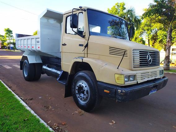M Benz 1618 Toco Cacamba