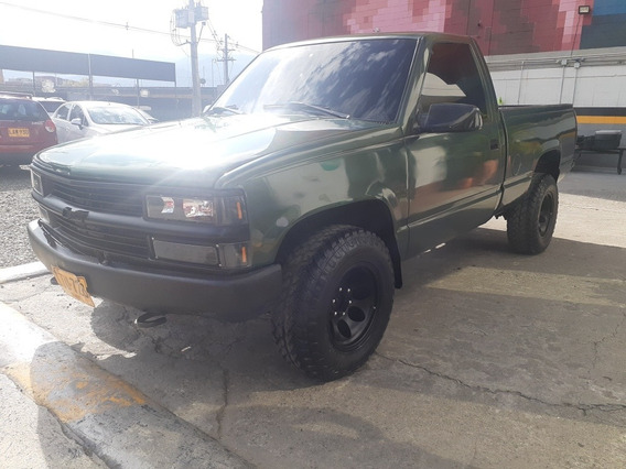Chevrolet Cheyenne K10 4x4 At