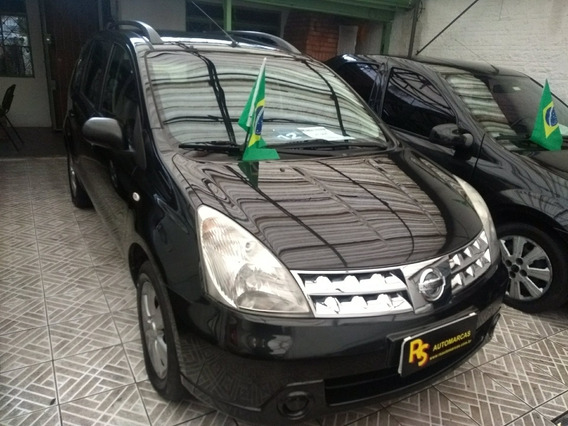 Nissan Livina 1.6 S X-gear 16v Flex 4p Manual