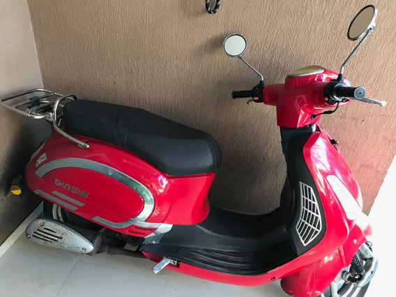 Cinquentinha Scooter Shineray Retro Ex 50 50cc